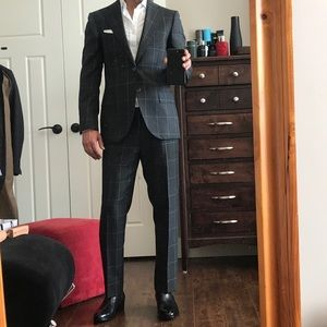 Suitsupply Suits & Blazers - Suitsupply wool suit